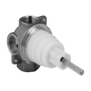 KWC concealed unit for multi-way stop valve, 1/2