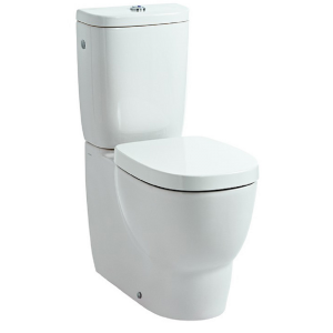 Laufen Mimo Toilet Seat with Soft Close Toilet Seat Hinges 8925513000001