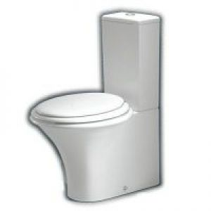 Hatria Sculpture lavatory Hatria Sculture Y0LF01 Toilet Seat and Cover Replacement Seat