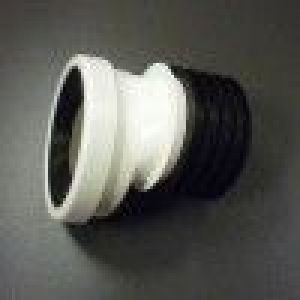 Offset Pan Collar 40mm Connector to suit RAK S-Trap close coupled toilet suites