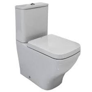 Porcelanosa Concept Soft Closing Toilet Seat and Cover  100130997 - N312140105