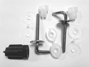 Porcelanosa / Noken Itaca Toilet Seat Hinges