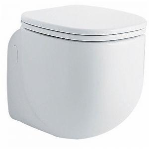 Pozzi Ginori 500 Soft Close Toilet Seat And Cover 41763000 White Seat