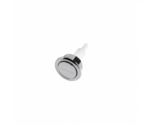 Chrome Push Button for Sanindusa Alpha  Toilet Cistern 300011
