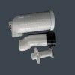 RAK Vario Bend Regular Pan Connector to convert back to wall close coupled P-Trap pan to S-Trap pan