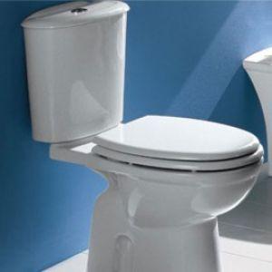 Rak Ceramics Karla Toilet Seat and Cover Soft Close REPLICA SEAT