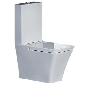 Rak Ceramics Opulence Soft Close Toilet Seat and Cover OPUSEATSC / YFG101A
