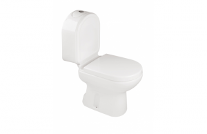 Sanindusa Alpha Toilet seat and cover 2002