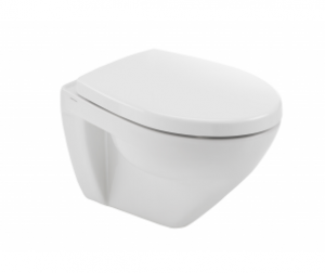 Sanindusa Cetus 48 Toilet Seat and Cover Slow Close 21034
