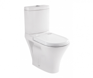 Sanindusa Jade Toilet Seat and Cover 104021 White other colours available please ask / 2041100