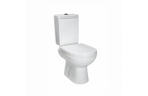 Sanindusa Alpha Plus Slow Close Toilet Seat and Cover 22131