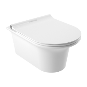 Serel  Toilet Seat and Cover PR10 Purity
