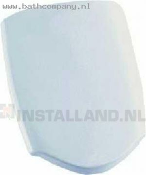 Sphinx 360 Toilet Seat and Cover with Fittings S8H5S000000