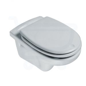 Sphinx Milano Standard Close Toilet seat and Cover white S8H5200R000