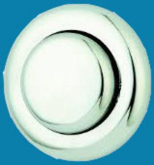 Thomas Dudley 313621 Toilet Cistern Flush Push Button spares Thomas Dudley Royal Pushflo Button Flushwise