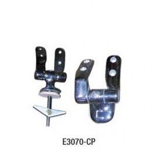 TOILET SEAT E3070 HINGES AND ANCHORS FOR JACOB DELAFON ANTARES/IRIS