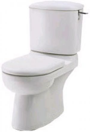 Twyford  Entice Toilet Seat & Cover with all the Hinges/Fittings EN7870WH White Standard Close 5024959381381
